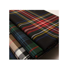 Acrylic Check Shirting Fabrics