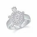 Kachua Silver Finger Ring