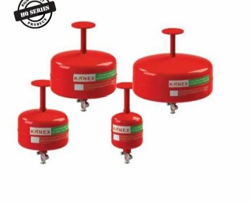 Kanex Red Clean Agent Modular Type Automatic Fire Extinguisher