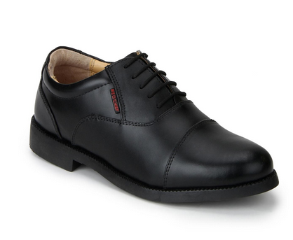 Red Chief Black lace up oxford formal