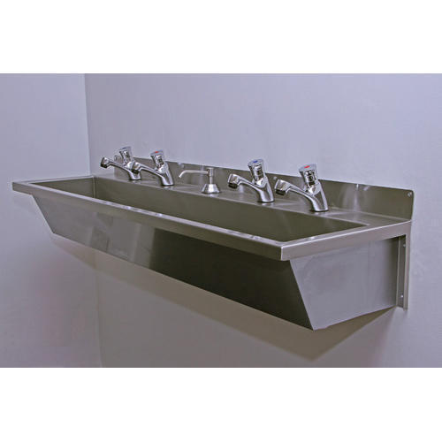 Stainless Steel Wall Mount Sink At Rs 7500 Unit Stainless Steel