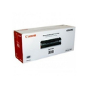 Canon 308 Black Toner Cartridge