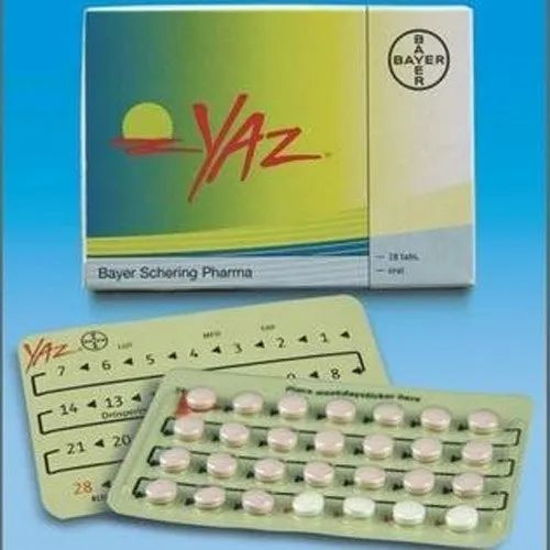 yaz pill for weight loss
