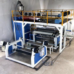 Raffia Extrusion Lamination Coating Machine