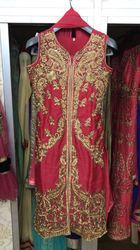 Designer Stone Suits For Ladies