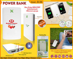 Power Bank A-36