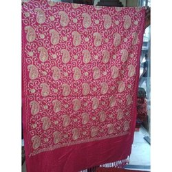 Embroidery Viscose Stoles