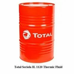 Total Synthetic Heat Transfer Oil Seriola Il 1120