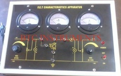 FET Charterstics Apparatus