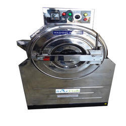 Semi Automatic Side Loading Washing Machine