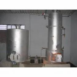 Cashew Steam Boiler Machine