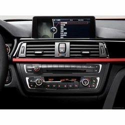 Black Car Audio System