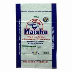 Flour / Maize Bag BOPP Printed Bag