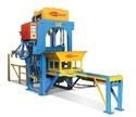 Stationary Automatic Concrete Block Making Machine