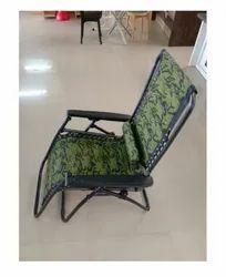 G Ten Plastic Frame Green Comfort Chair