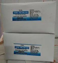 44% To 50% Iodine Tincture USP