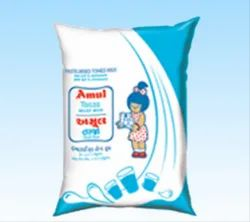Amul Taaza For Restaurant, Packaging Type: Box