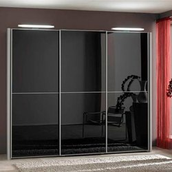 Plain Tinted Black Glass Sheet, for Office, Home