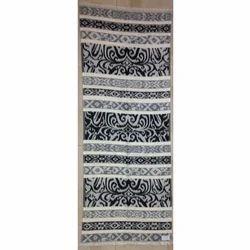 Viscose/Acrylic Yarn Dyed Jacquard Shawls