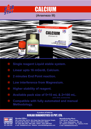 Diagnostic Reagents and Kits - Rapid Pap Stain Kit - CY1575
