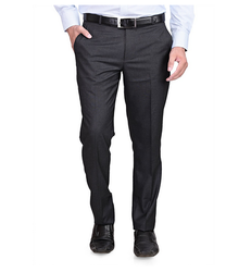 RG Designers  (Grey) Slim Fit Mens Formal Trousers DN2400