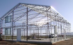 Roofing Sheet & PEB Erection With Marine Coating / Instalation/Fabrication