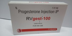 Micronized Natural Progesterone 100mg.