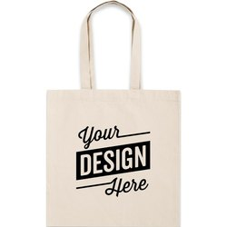 Custom Printed 100% Cotton Canvas Bag