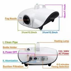 Sanitizer Fog Machine For Office And Home