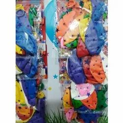 Rubber Colorful Party Balloons