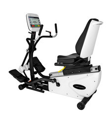 Dual Action Elliptical Recumbent Bike