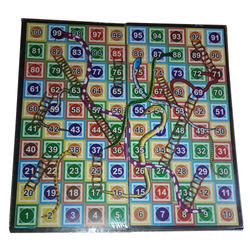 Ludo Snake Game