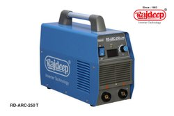 Rajdeep RD ARC 250T Single Phase Inverter Welding Machine