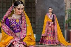 Ladies Lehenga Saree