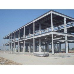 PEB Structural Fabrication Service