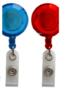 Plastic ID Badge Reel