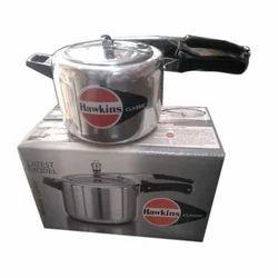 Aluminium Baba Pressure Cooker, Capacity: 9 L, Packaging