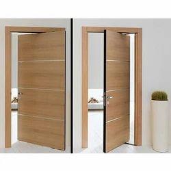 Wooden Decorative Single Door