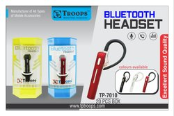 TROOPS TP-7010 BLUETOOTH HEADSET
