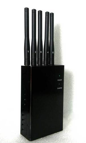 Cell Phone Jammer >> 4 Band 2w Portable 4g Lte Mobile Cell Phone Jammer At Rs 22500