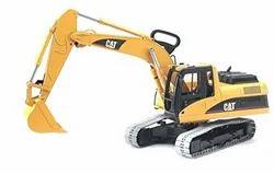 CAT Hydraulic Excavator Rental Services