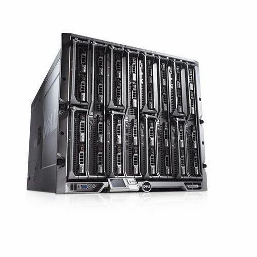 Dell Modular Infrastructure Dell Poweredge M1000e Blade
