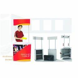 Promo Table ( PVC / MDF )
