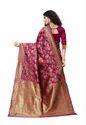 Fiza Party Wear Nylon Silk Saree