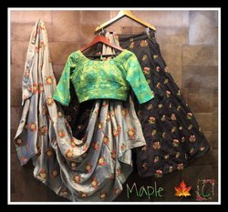 Traditional Wedding Wear Lehenga For Ladies