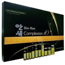 Bio Rae Complexion 10 Skin Whitening Injection