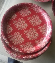 Buffet Paper Plates