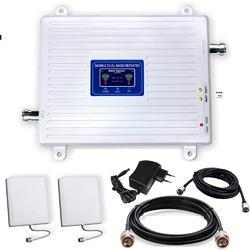 179e16d1ee0a0b 2G 3G Dual Band Mobile Signal Booster, Repeater, Amplifier for Home Office  Basement