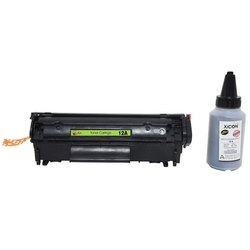 XICON 12A Refillable Cartridge Powder For Free