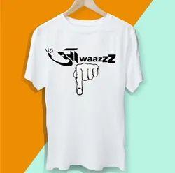Awaaz Neeche Swag T-Shirt